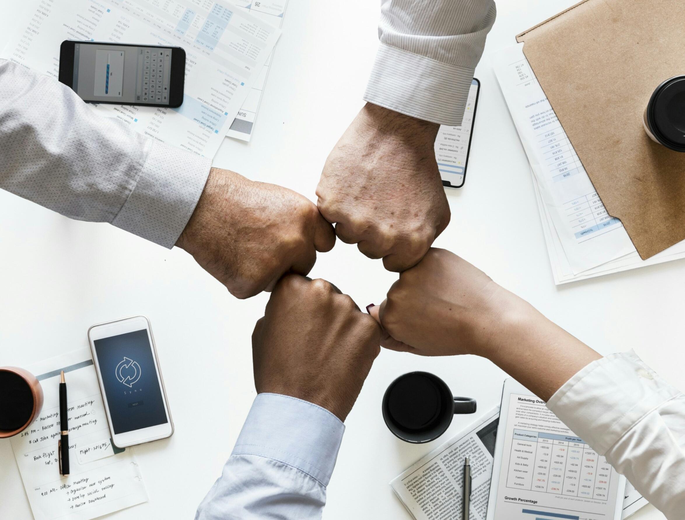 Développement des affaires, leadership & GRH